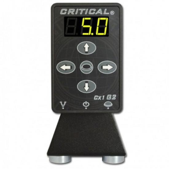 Цифровой блок питания Critical CX-1 G2 для татуажных машинок