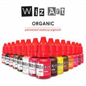 Пигменты WizArt Organic