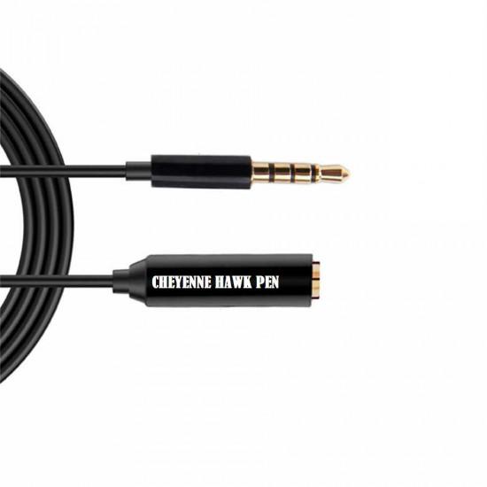 Клип-корд (кабель) Jack LUX для машинки CHEYENNE HAWK PEN