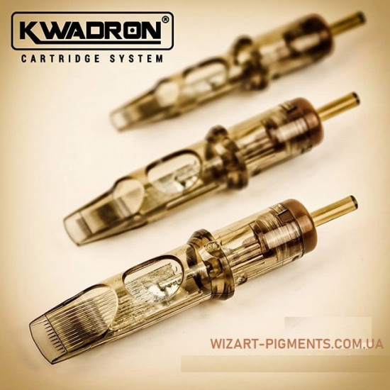 Картридж KWADRON CARTRIDGE SYSTEM 35/1RL MT 1 шт