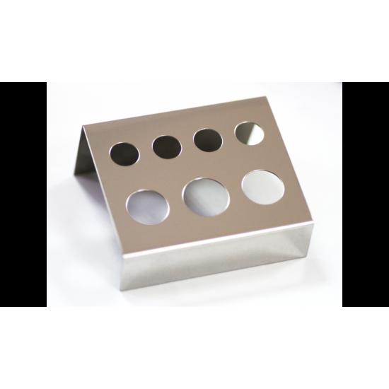 Подставка под ёмкости для пигментов металлическая
